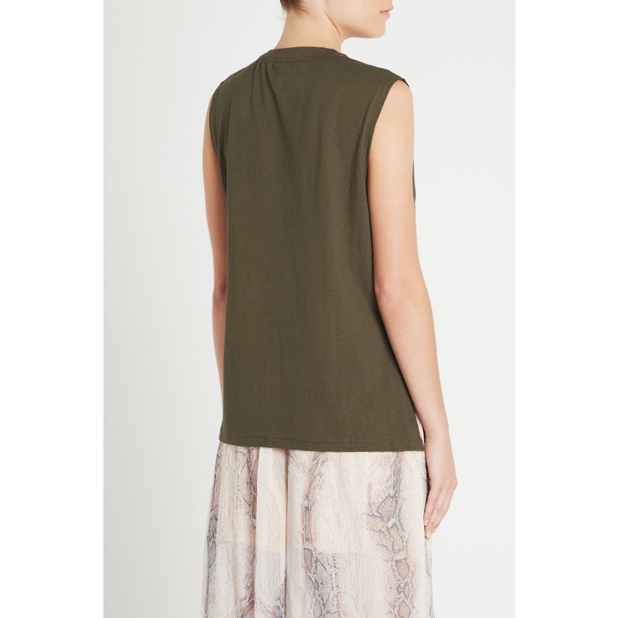 The New Brave Tank Khaki