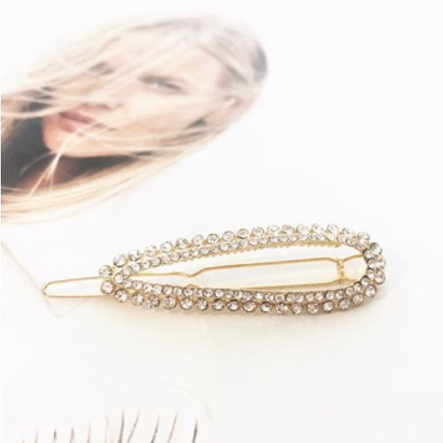 Mia Diamante Hair Barrette