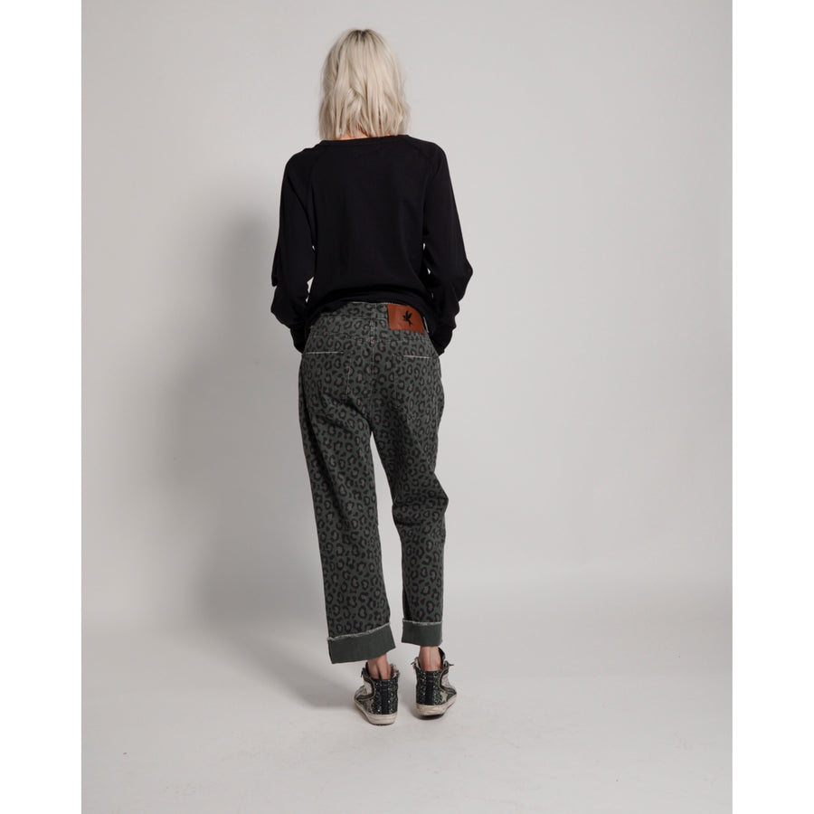 Night Crawler Bandits Relaxed Jean