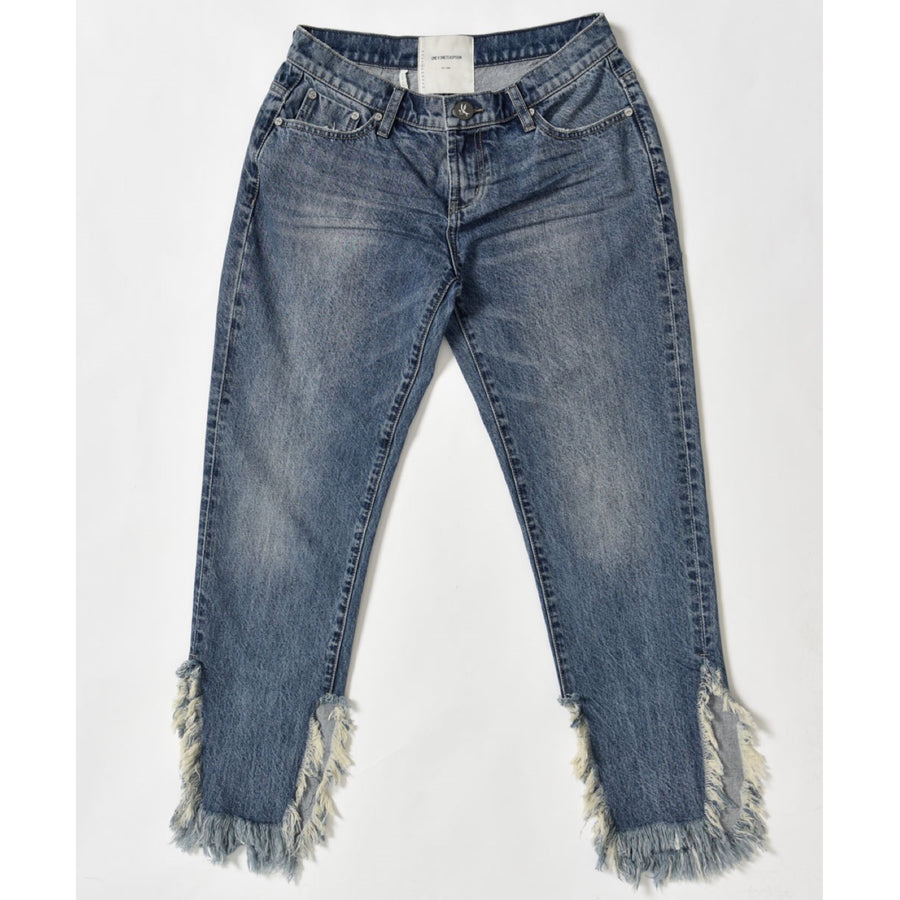 Oxford Awesome Baggies Straight Leg Jeans