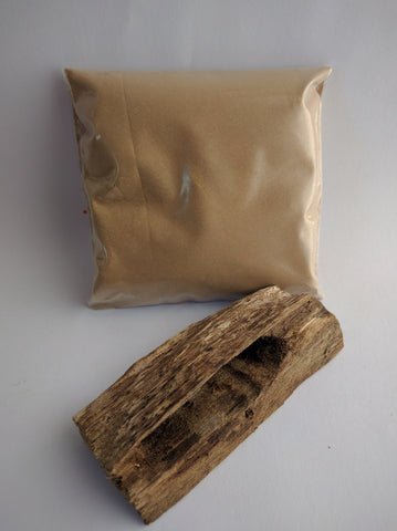 Agarwood Powder Grade AA - 50g pack - Oud Market