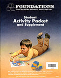 BJU K4 Foundations Student Activity Packet - Learning Plus PH