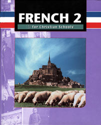 BJU French 2 Student Text (PH) - Learning Plus PH