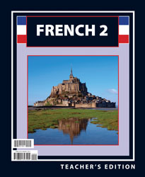 BJU French 2 Teacher's Edition - Learning Plus PH