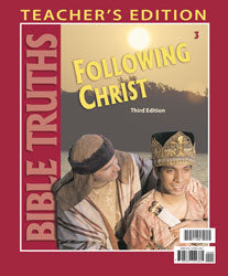 BJU Bible Truths 3 Teacher's Edition (3rd ed.) - Learning Plus PH