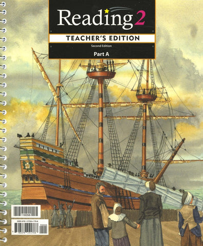 BJU Reading 2 Teacher's Edition (2nd ed.) - Learning Plus PH