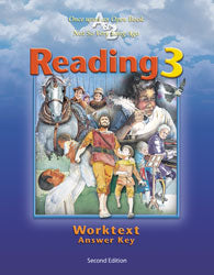 BJU Reading 3 Worktext Answer Key (2nd Ed.) (PH) - Learning Plus PH