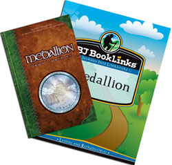 BJU BookLinks: Medallion Set (guide & novel)