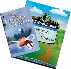 BJU BookLinks: The Secret of the Golden Cowrie Set (guide & novel)