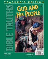 BJU Bible Truths 4 Teacher's Edition (3rd ed.) - Learning Plus PH