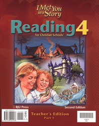 BJU Reading 4 Teacher's Edition (2nd ed.) - Learning Plus PH