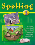 BJU Spelling 3 Student Worktext (Updated Version) (PH) - Learning Plus PH