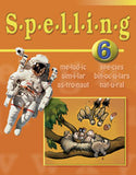 BJU Spelling 6 Student Worktext (Upgraded 1st Ed.) (PH) - Learning Plus PH