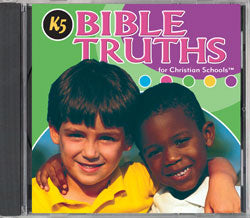 BJU Bible Truths K5 CD (2nd ed.) - Learning Plus PH