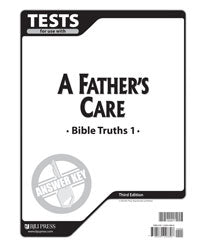 BJU Bible Truths 1 Tests Answer Key (3rd ed.) (PH) - Learning Plus PH