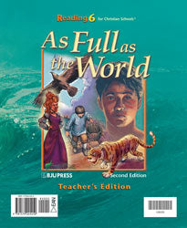 BJU Reading 6 Teacher's Edition (2nd ed.) - Learning Plus PH
