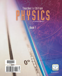 BJU Physics Teacher's Edition with CD (2nd ed.) - Learning Plus PH