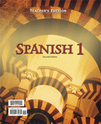 BJU Spanish 1 Teacher's Edition (2nd ed.) - Learning Plus PH