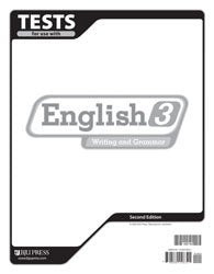 BJU English 3 Tests (2nd Ed.) (PH) - Learning Plus PH