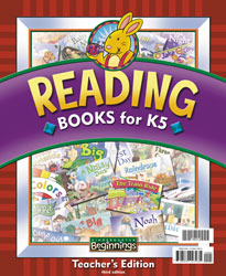 BJU Reading Books for K5 Teacher's Edition (3rd ed.) - Learning Plus PH