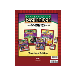 BJU Beginnings K5 Teacher's Edition 2 Vol. (3rd ed.) - Learning Plus PH