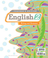 BJU English 2 Teacher's Edition with CD (2nd ed.) - Learning Plus PH