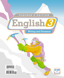BJU English 3 Teacher's Edition with CD (2nd ed.) - Learning Plus PH