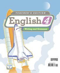 BJU English 4 Teacher's Edition with CD (2nd ed.) - Learning Plus PH