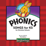 BJU Beginnings K5 Phonics Songs CD (3rd ed.) - Learning Plus PH