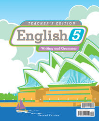 BJU English 5 Teacher's Edition with CD (2nd ed.) - Learning Plus PH