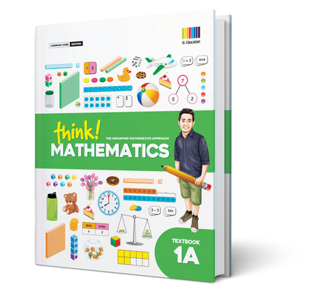 think! Mathematics Textbook 1A - Learning Plus PH