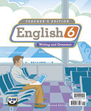 BJU English 6 Teacher's Edition with CD (2nd ed.) - Learning Plus PH
