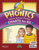 BJU Beginnings K5 Phonics Charts Homeschool Packet (3rd ed.) - Learning Plus PH
