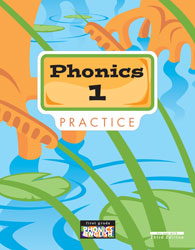 BJU Phonics 1 Practice Book (3rd ed.) (PH) - Learning Plus PH