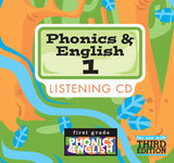 BJU Phonics and English 1 Listening CD (3rd ed.) - Learning Plus PH