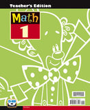 BJU Math 1 Teacher's Edition with CD (3rd ed.) - Learning Plus PH