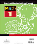 BJU Math 1 Student Manipulatives Packet (3rd ed.) - Learning Plus PH