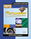 BJU Geometry Student Activities Manual Teacher's Edition (3rd ed.) (PH) - Learning Plus PH