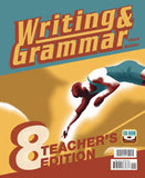 BJU Writing & Grammar 8 Teacher's Edition with CD (3rd ed.) - Learning Plus PH