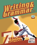 BJU Writing & Grammar 7 Teacher's Edition (3rd ed.)
