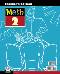 BJU Math 2 Teacher's Edition with CD (3rd ed.) - Learning Plus PH