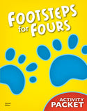 BJU K4 Footsteps for Fours Student Activity Packet (2nd ed.) (PH) - Learning Plus PH