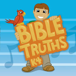 BJU Bible Truths K4 Music CD (2nd ed.) - Learning Plus PH