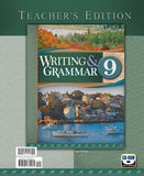 BJU Writing & Grammar 9 Teacher's Edition with CD (3rd ed.) - Learning Plus PH