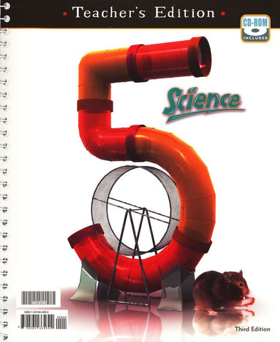 BJU Science 5 Teacher's Edition (3rd Ed.) - Learning Plus PH