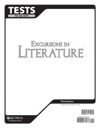 BJU Excursions in Literature Tests (3rd ed.) (PH) - Learning Plus PH