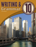BJU Writing & Grammar 10 Student Worktext (3rd ed.) (PH) - Learning Plus PH