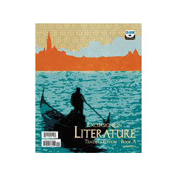 BJU Excursions in Literature Teacher's Edition with CD (3rd ed.) - Learning Plus PH
