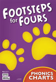 BJU K4 Footsteps for Fours Phonics Charts & Teaching Tree (2nd ed.) - Learning Plus PH