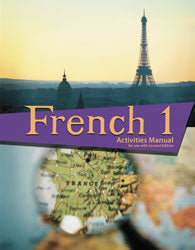 BJU French 1 Student Activities Manual (2nd ed.) - Learning Plus PH